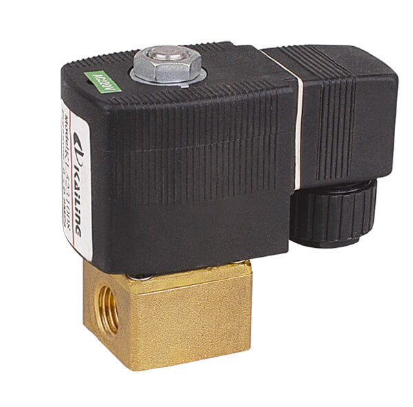 KL223 Compact Direct Acting Solenoid Valve
