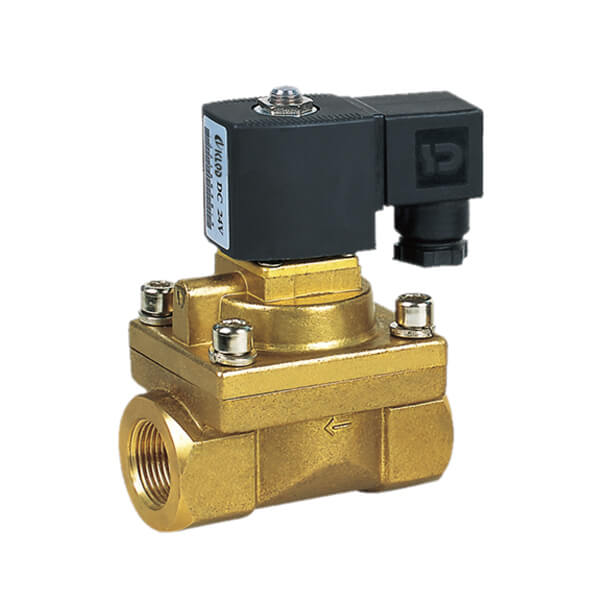 KL523 2/2 Way Series High Pressure & Temperature solenoid Valve