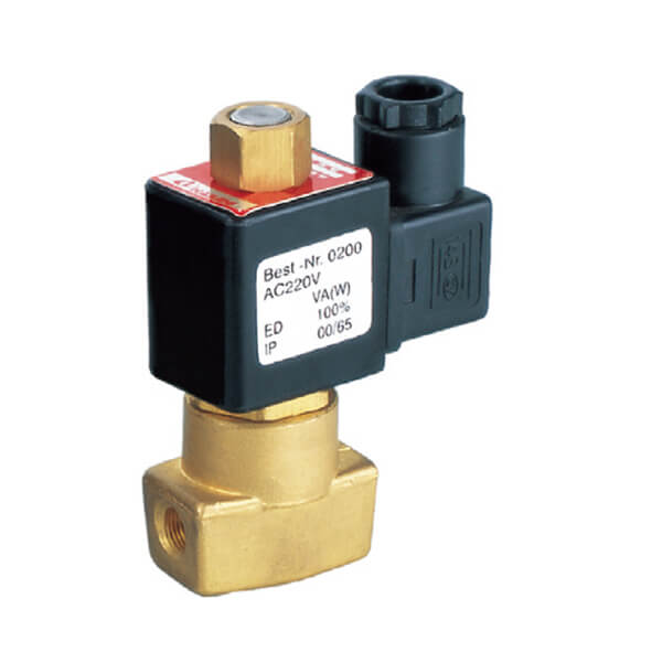 AB42 Direct Acting Solenoid Valve